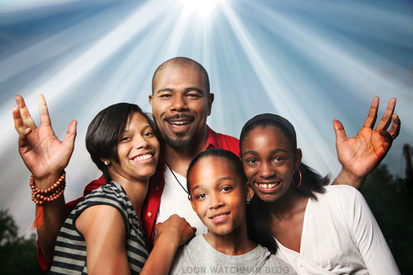 victorious family in Jesus - LOON WATCHMAN blog